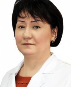 Ахмеджанова Наиля Рахимовна