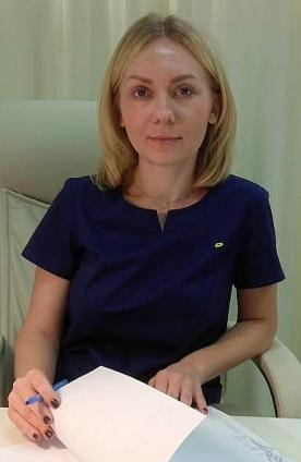 Федорова Екатерина Васильевна